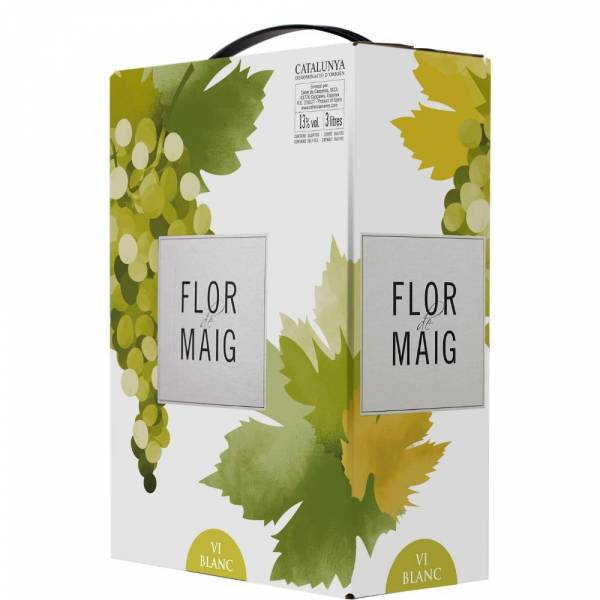 292618 Weisswein Flor de Maig Blanco Bag-in-Box