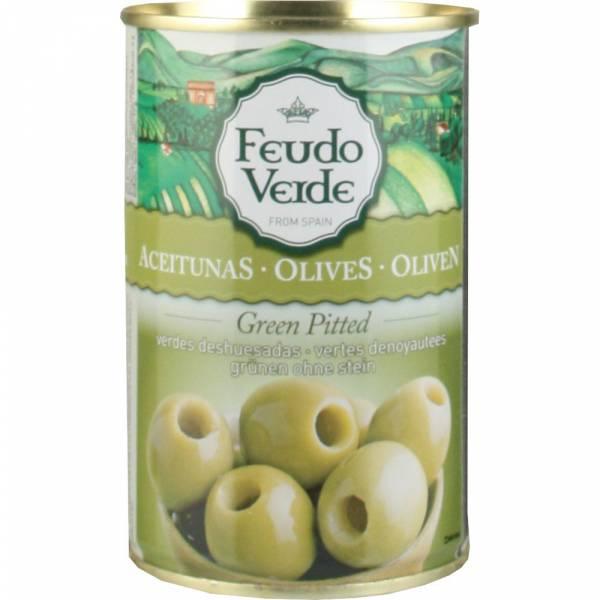 3549 Feudo Verde gruene spanische Oliven entsteint