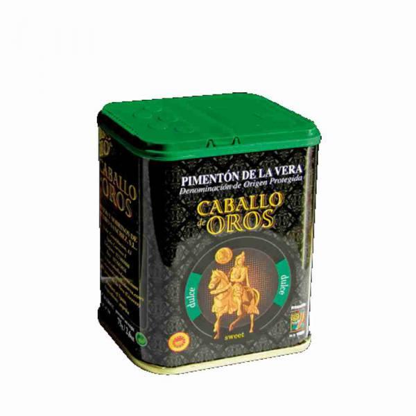 3600 Paprikapulver suess geraeuuchert Caballo de Oro