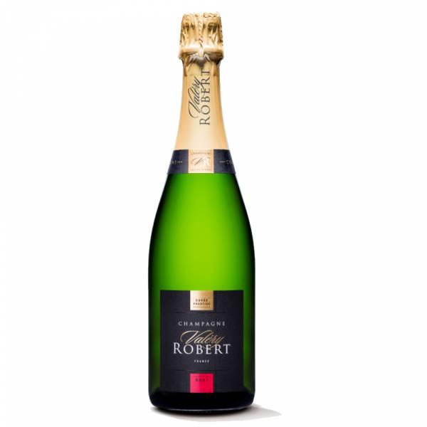 3569A Champagner Brut Prestige Valery Robert 375ml