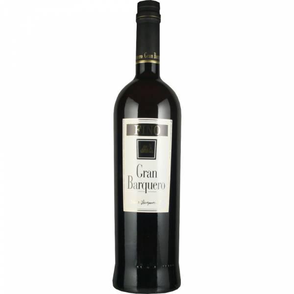 1273 Sherry Fino Gran Barquero Montilla