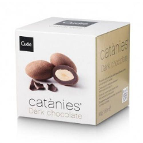 431810 Catanies Cudie Marcona dark chocolate 35g