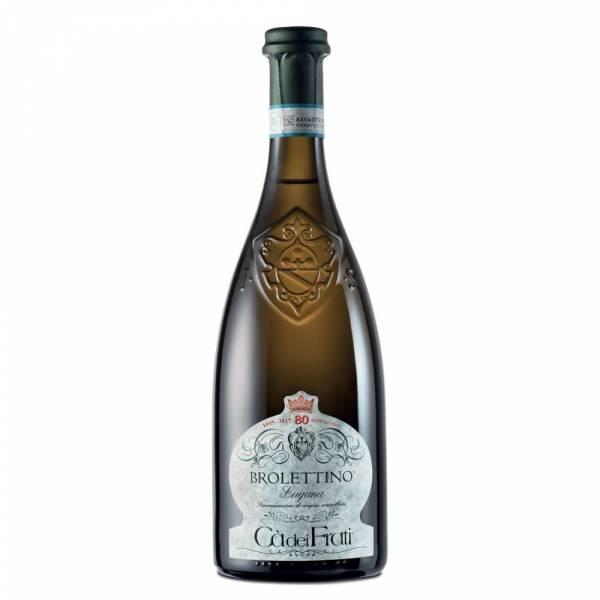 496019 Brolettino Lugana Wein Ca dei Frati 2019