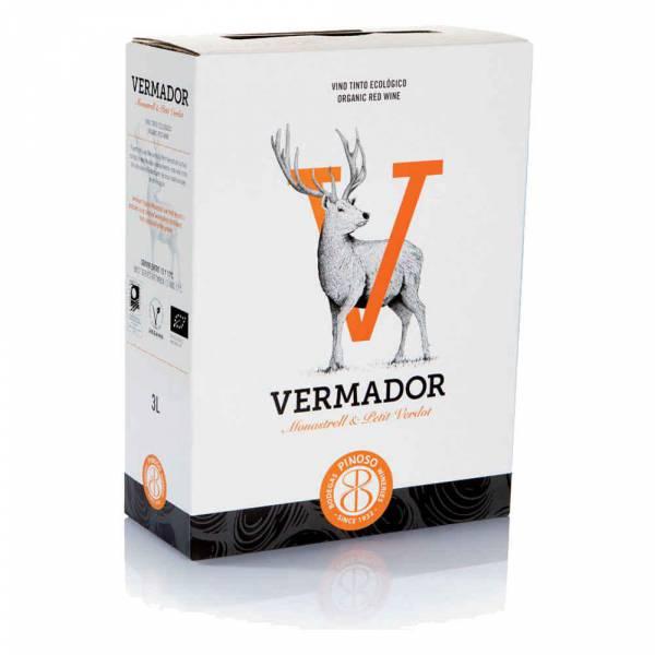487418 VERMADOR TINTO MONASTRELL PETIT VERDOT BIO BAG-IN-BOX