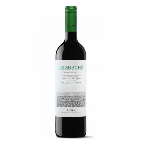 352216 Rioja Bio Rotwein Azabache Crianza