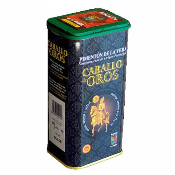 4534 Paprikapulver suess geraeuuchert Caballo de Oro