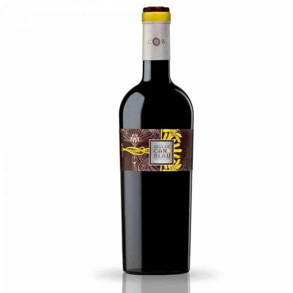 4547 Rotwein Mas de Can Blau Montsant Spanien