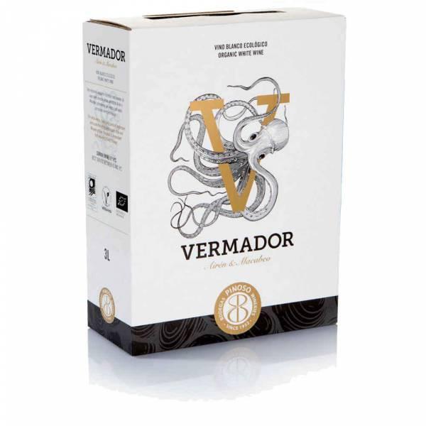 487219 VERMADOR BLANCO AIREN MACABEO BIO BAG-IN-BOX