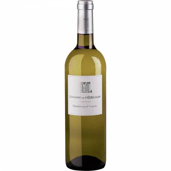 467520 Chardonnay Viognier Wein Domaine de Medeilhan