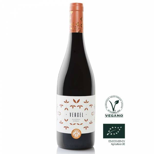 454417 Rotwein Vergel Tinto Alicante Pinoso Bio