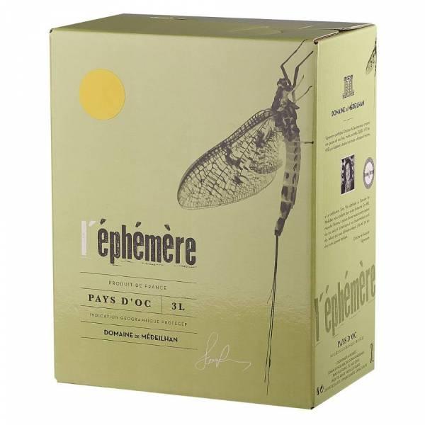 467320 Weisswein Bag-in-Box Schlauchwein ephemere