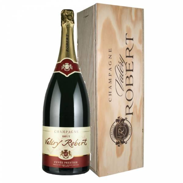 3574A Champagner Brut Prestige Valery Robert