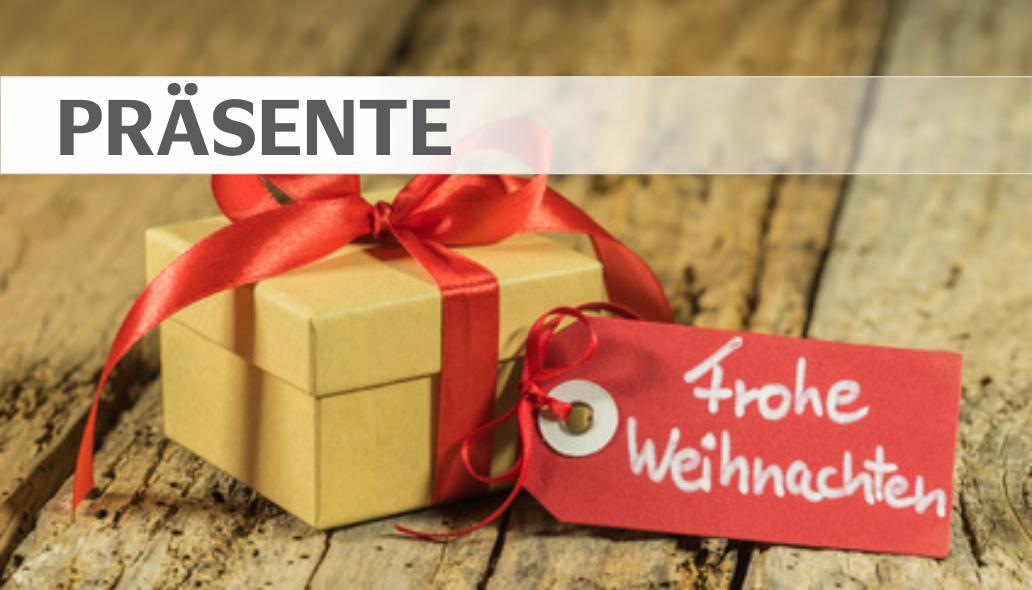 günstige Gourmet Weihnachtspräsente für Kunden und Mitarbeiter 2018