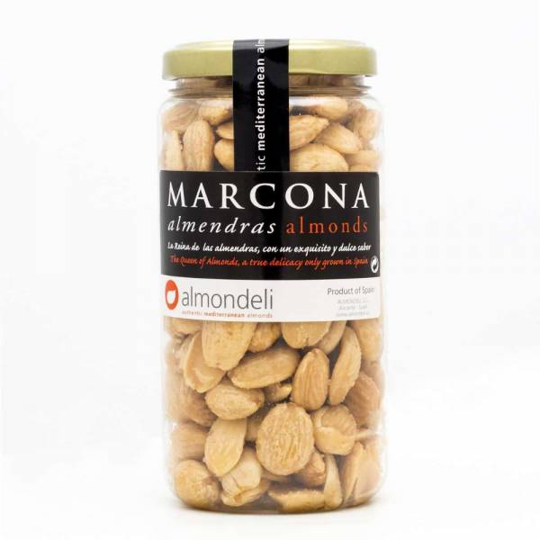 2644 Spanische Maronca Mandeln gesalzen 215 gr