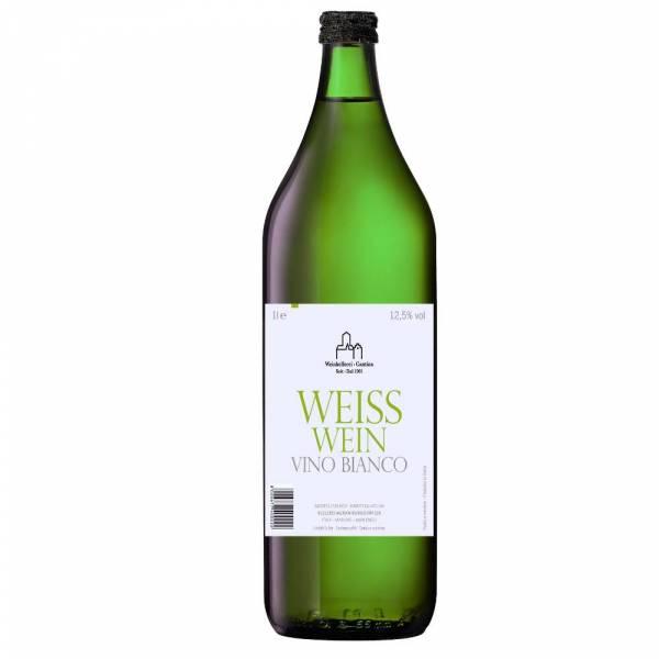 701218 Weisswein Vino Bianco Meran Suedtirol