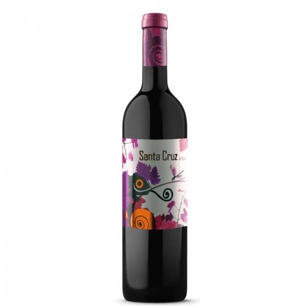 4296 Rotwein Santa Cruz de Alpera Garnacha Tintorera
