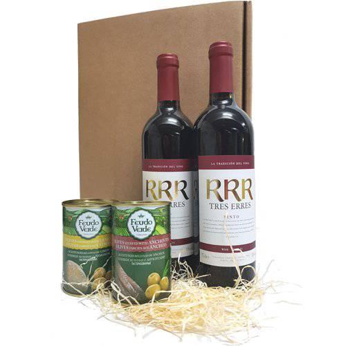 6005 Geschenk Vino y Tapas absetzbar