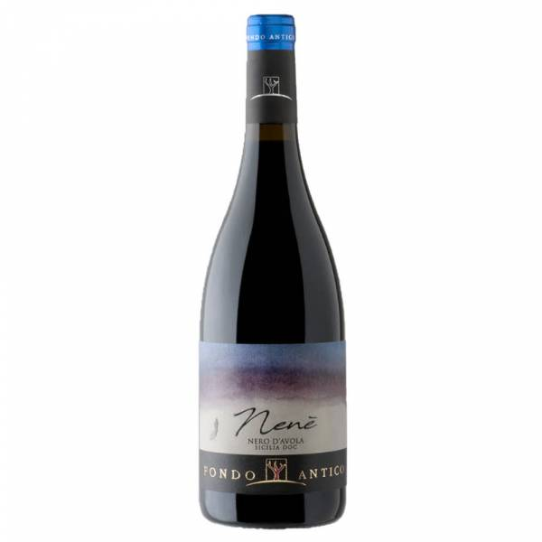 488118 Nene Nero Avola Fondo Antico Rotwein Sizilien