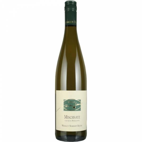3724 Weisswein Mischsatz vom alten Weingarten Bauer