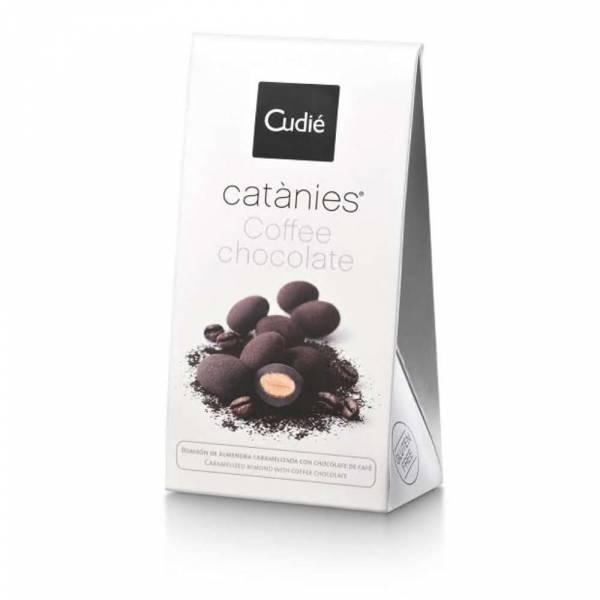 431823 Catanies Cudie Kaffee Chocolate Pyramide 80g