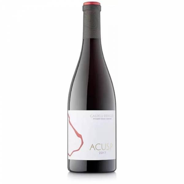 501818 Acusp Rotwein Pinot Noir Castell d Encus