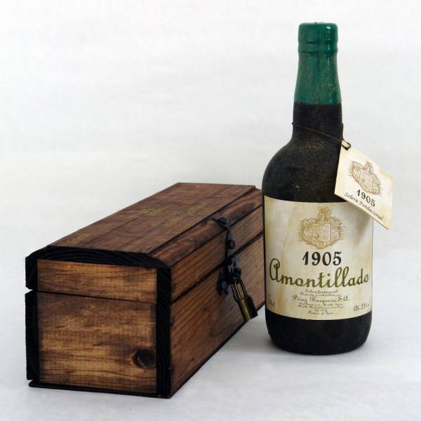 1565 Sherry Amontillado 1905 Barquero