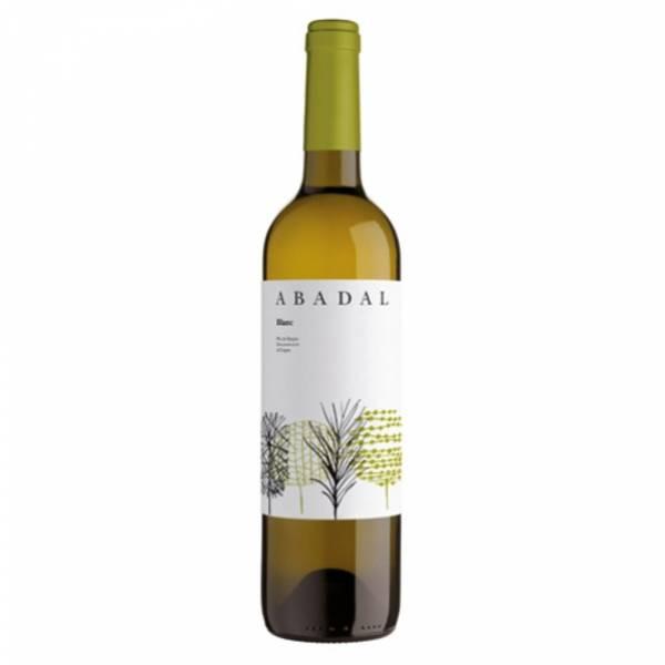 3358B Weißwein Abadal Blanc Sauvignon Chardonnay Picapoll