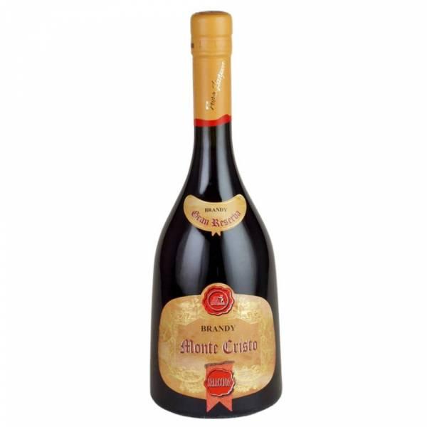2073 Brandy Monte Cristo Gran Reserva Seleccion