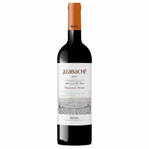 333717 Rotwein Azabache Organic Rioja Bio