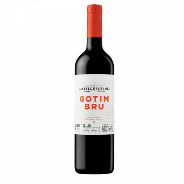 441017 spanischer Rotwein Gotim Bru Castell del Remei
