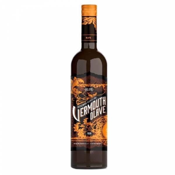 4908 roter Vermouth Wermut Olave Rojo Reserva aus Spanien