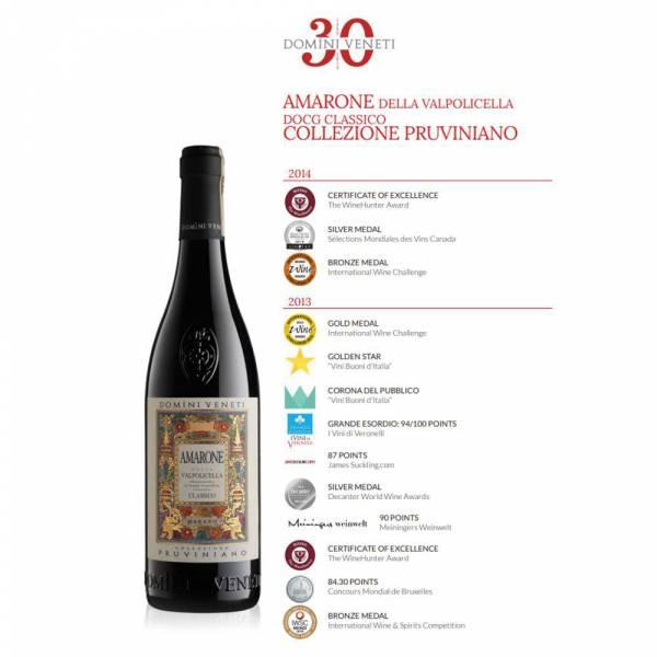 4609B AMARONE CLASSICO PRUVINIANO