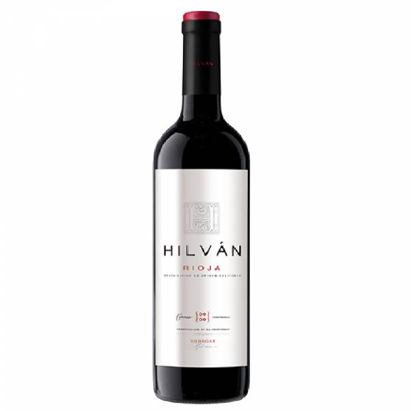435115 Rotwein Rioja Hilvan Crianza Tempranillo