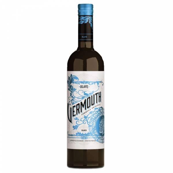 4902 weisser Wermutwein Vermouth Olave Blanco