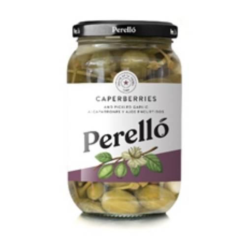 4905 Eingelegte Kapernbeeren Perello