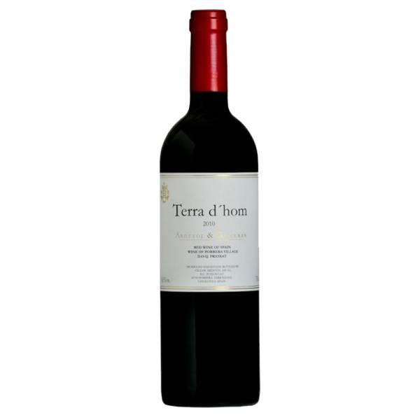 4204 Terra d hom Rotwein Priorat Spanien