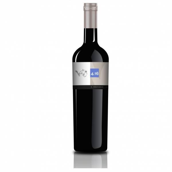 402516A Rotwein Olivardots 4 Cabernet Sauvignon 2016