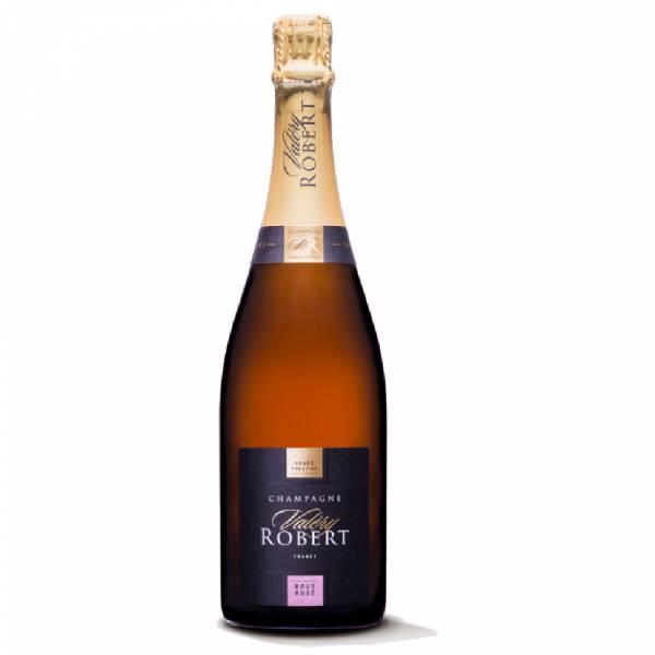 3570A Champagner Rose Brut Valery Robert