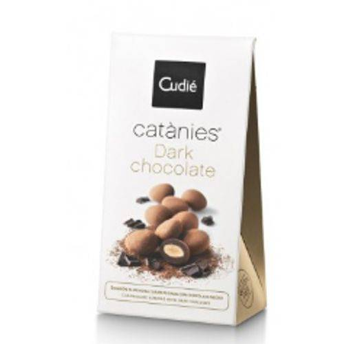 431812 Catanies Cudie Marcona dark chocolate 80g