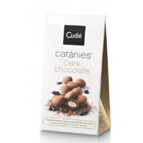 431812 Catanies Cudie Marcona dark chocolate 80g